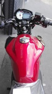 La YS 125 Yamaha est arrivée