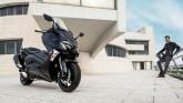 Le nouveau Tmax 530 ABS 2017