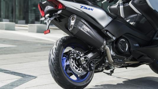 Nouveau Tmax 530 SX Sport Edition : Plus exclusif et dynamique