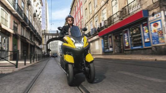 Nouveau Tricity 125 Yamaha 2017