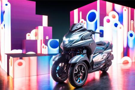 Concept Yamaha 3CT : l