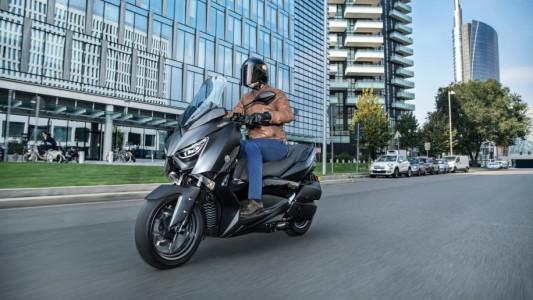 Nouveau : La gamme xmax en version Iron Max
