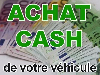 Achat Cash de votre 2 roues